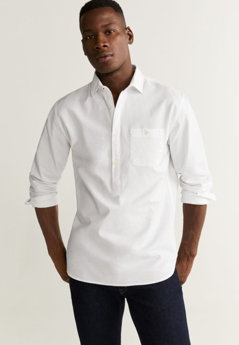 Mango - IRATI - Hemd - white