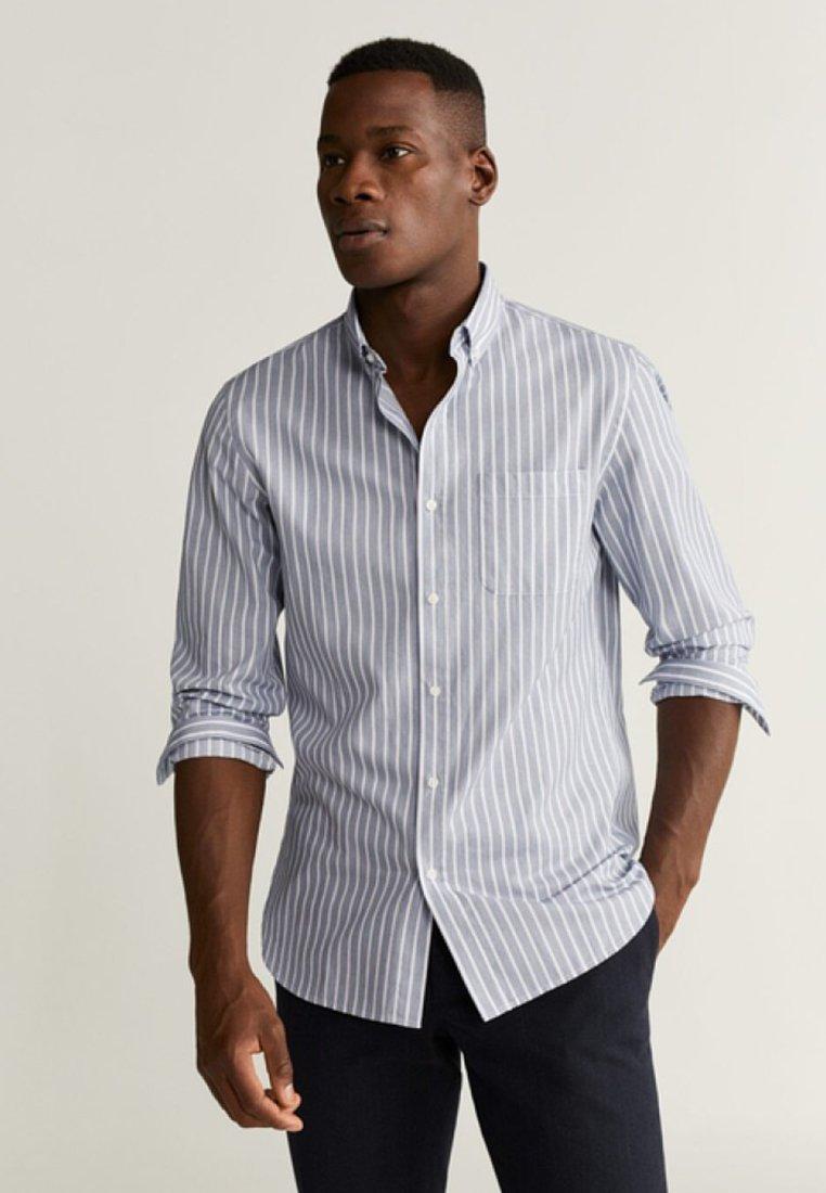 Mango - MISTY - Shirt - royal blue