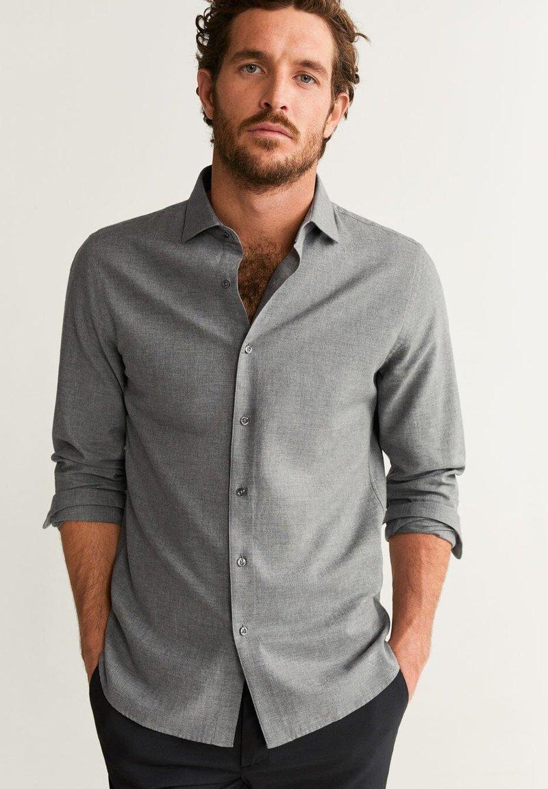 Mango - LEO - Camisa - grey