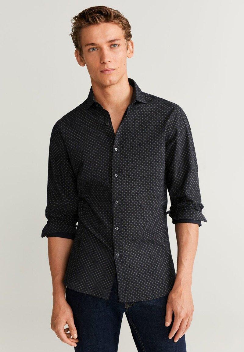 Mango - DOTY - Camisa - dark grey