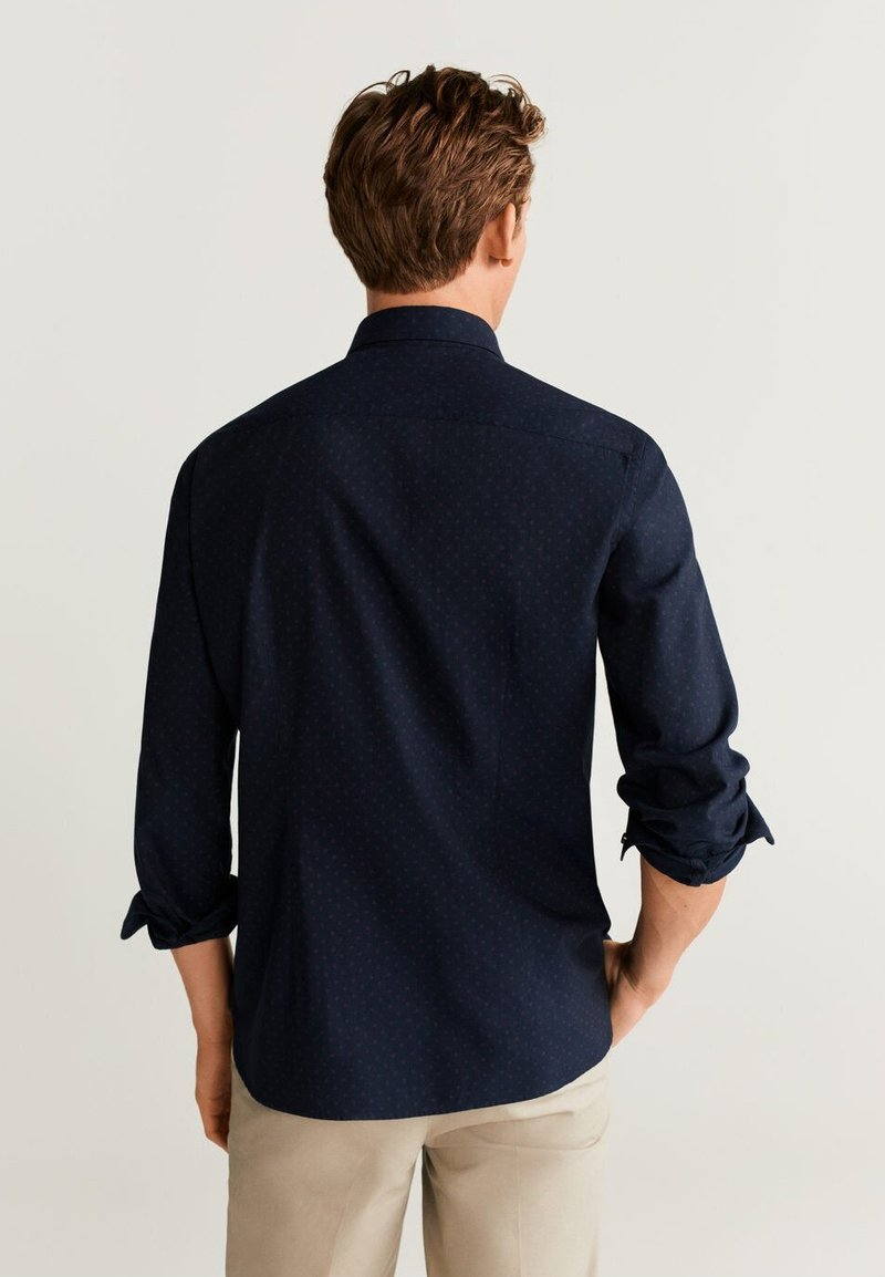 Mango - DOTY - Skjorter - dark navy blue