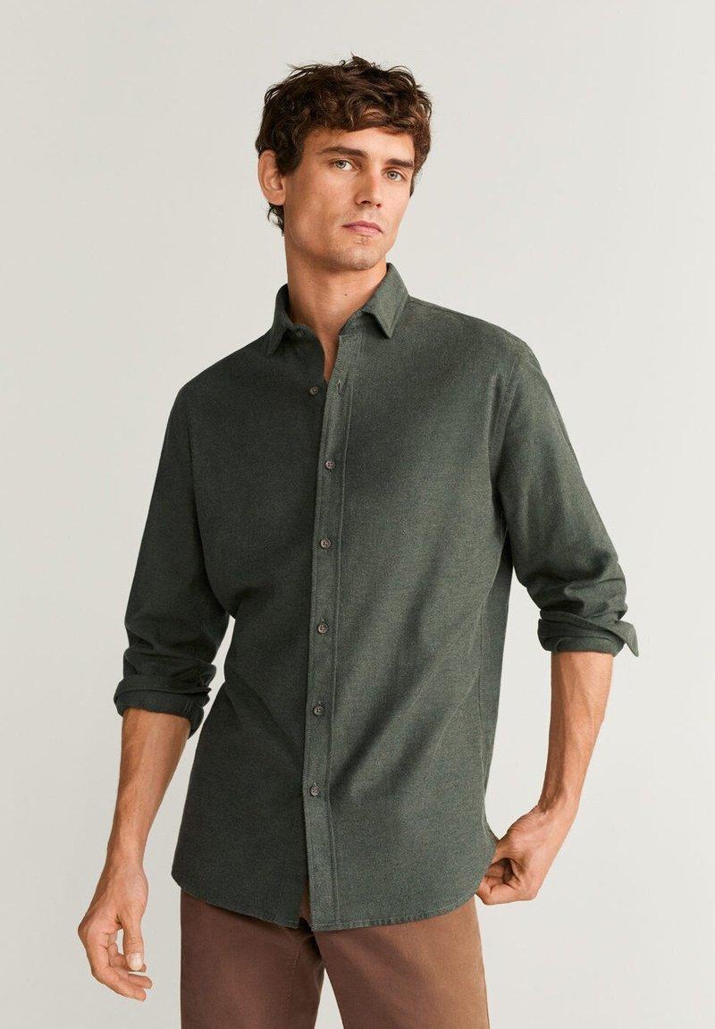 Mango - ONION - Camicia - khaki