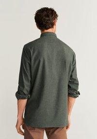 Mango - ONION - Camicia - khaki - 2