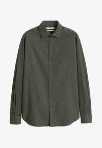Mango - ONION - Camicia - khaki - 5