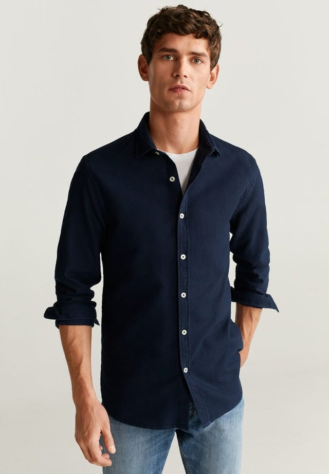 ARTHUR - Business skjorter - dark navy blue