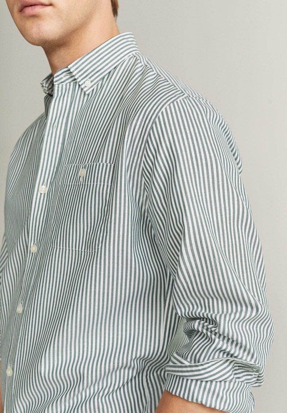 Mango Kodak - Skjorter Khaki