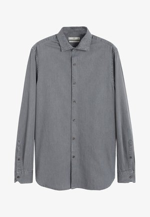CHAMBRE - Chemise - denim light grey