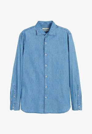 CHAMBRE - Camicia - light blue