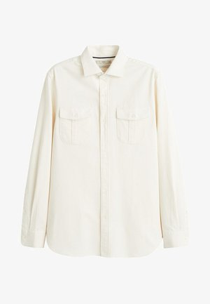 PLANE - Shirt - ecru