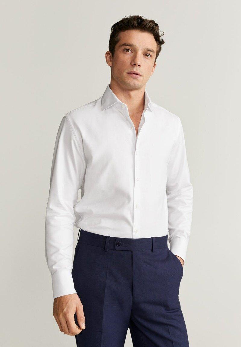Mango - ALFRED - Camicia elegante - white