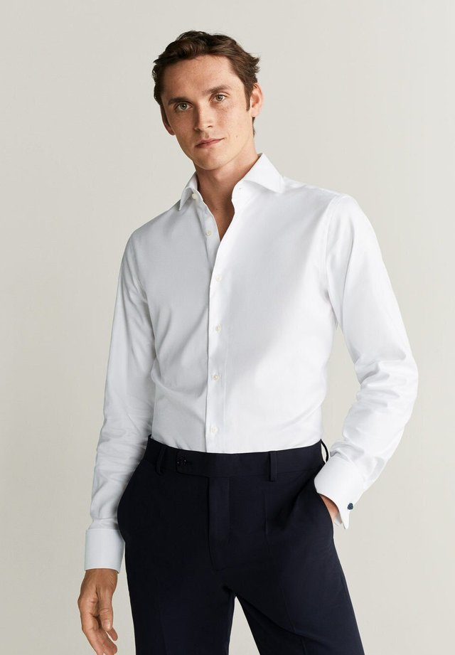 MASNOU - Formal shirt - white