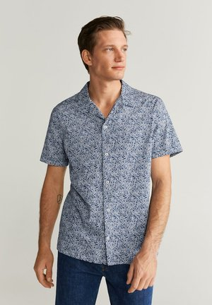 LEAF - Camicia - dark navy blue