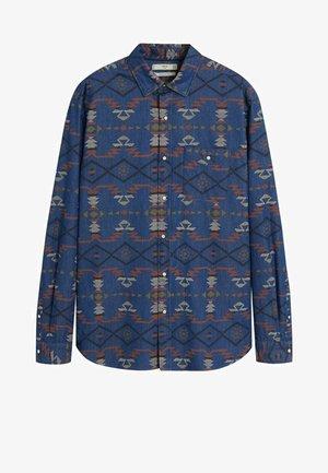 PONT - Overhemd - indigoblau