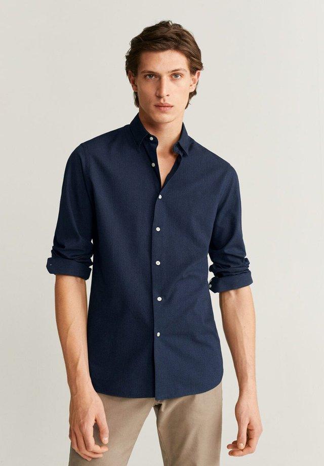 PASSION - Skjorte - dunkles marineblau