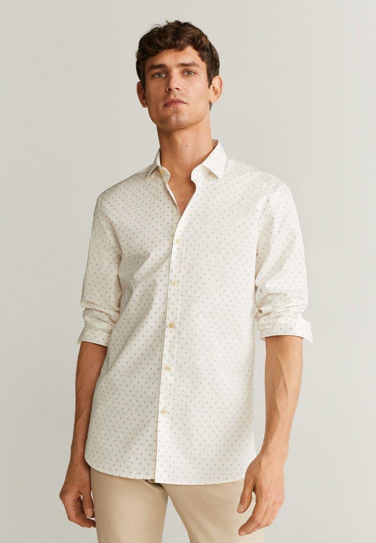 Mango POOL - Koszula - weiß