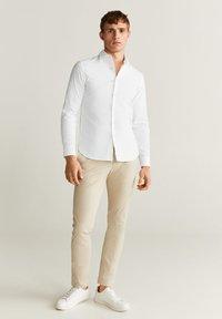 Mango - OXMART - Camicia elegante - weiß - 1