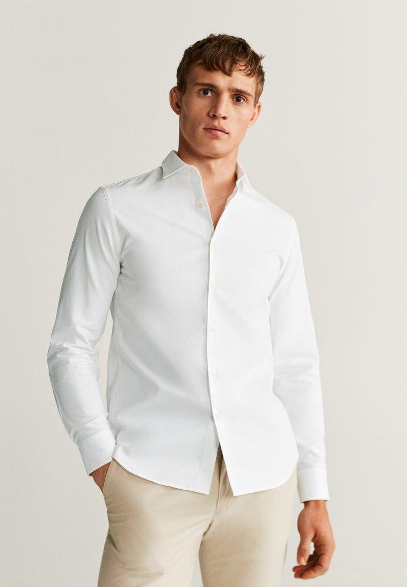Mango - OXMART - Camicia elegante - weiß