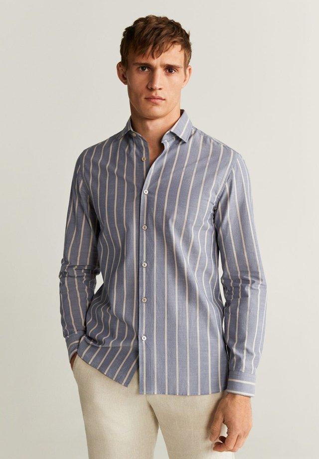 RAZOR - Camicia - tintenblau