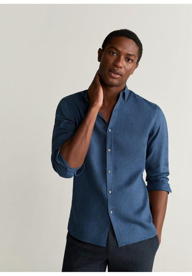 AVISPA - Shirt - dunkles marineblau