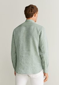 Mango - AVISPA - Shirt - green - 2
