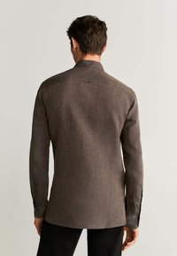 Mango - AVISPA - Shirt - brown - 2