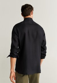 Mango - AVISPA - Shirt - black - 2