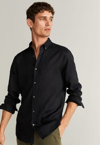 Mango - AVISPA - Shirt - black - 3