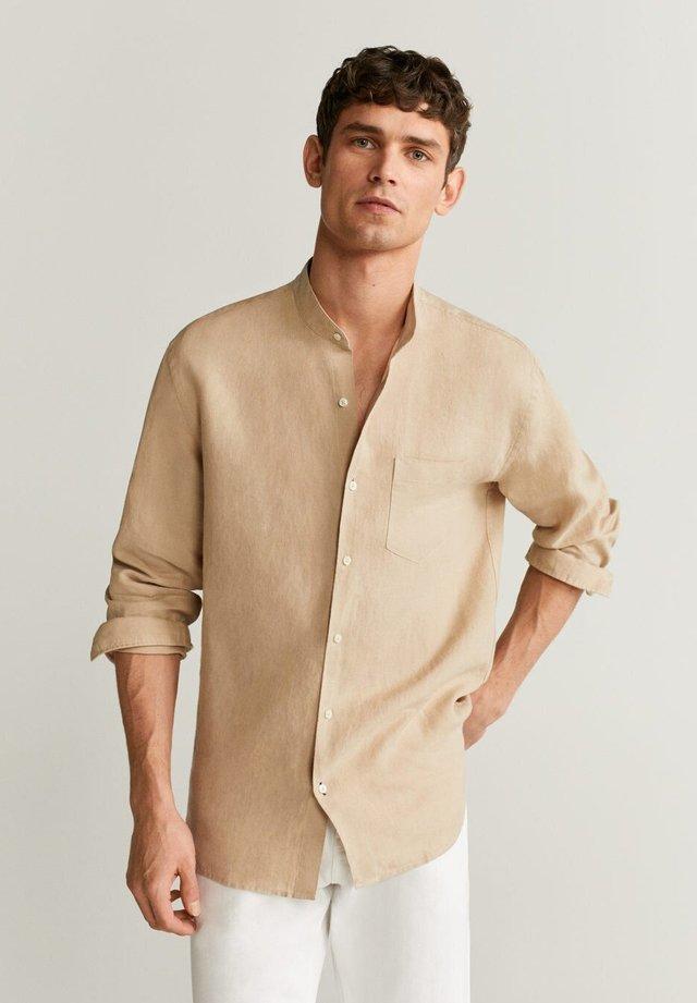 CHENNAI - Skjorte - beige