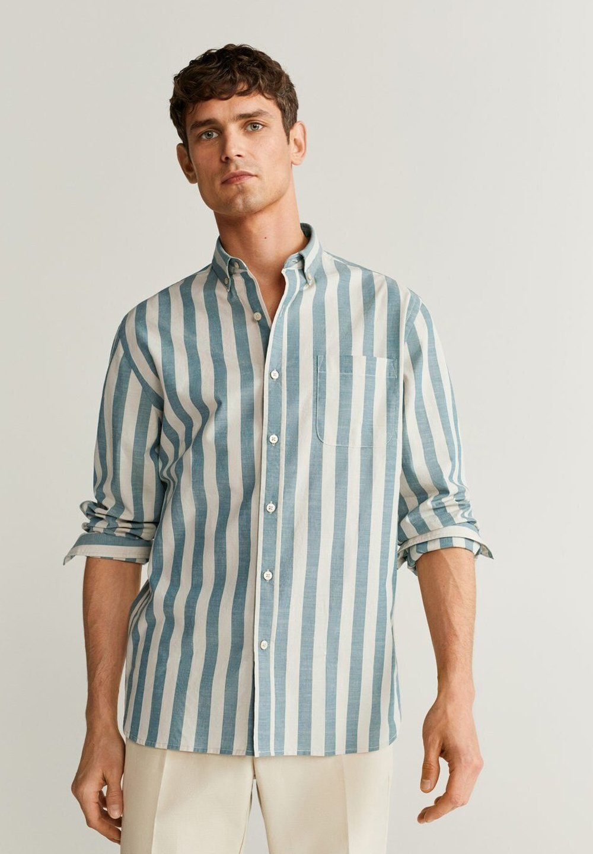 Mango RILEY - Koszula - khaki
