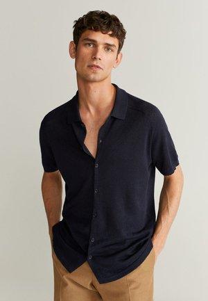 PALACE - Overhemd - marineblau