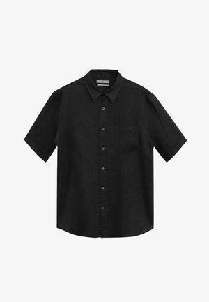 ANTS - Hemd - schwarz