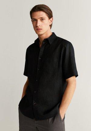 ANTS - Camicia - schwarz