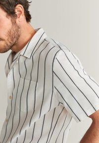 Mango - RACY - Shirt - beige - 4
