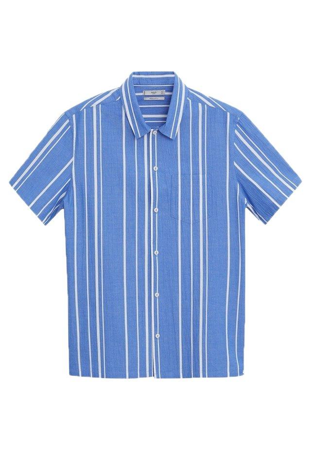 SING - Hemd - blauw