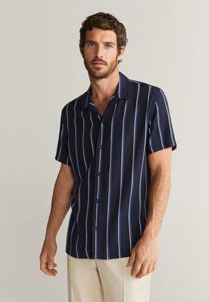 SIROPE - Shirt - azul marino