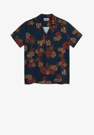 SARA - Shirt - petrolblau