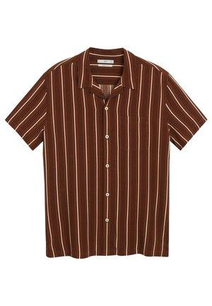 SAD - Shirt - braun