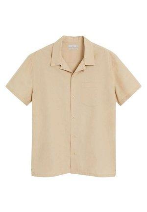RUNG - Koszula - beige