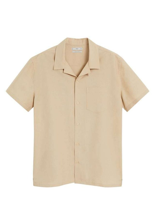 RUNG - Skjorter - beige