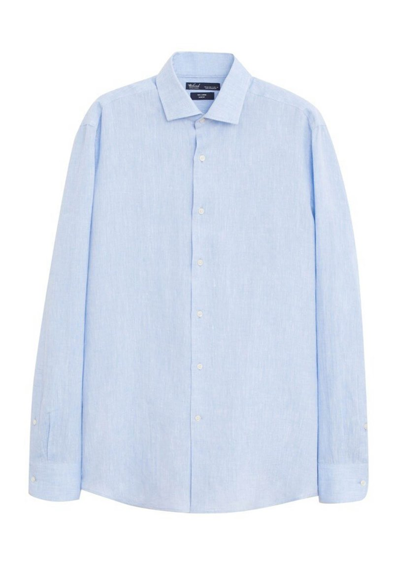 Mango - MONTERO - Shirt - himmelblau