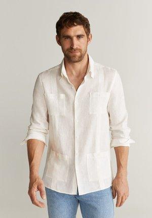 SPACY - Overhemd - weiß