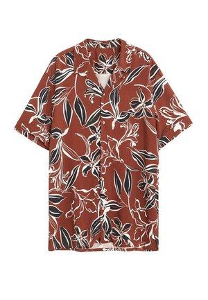 SAME - Shirt - braun
