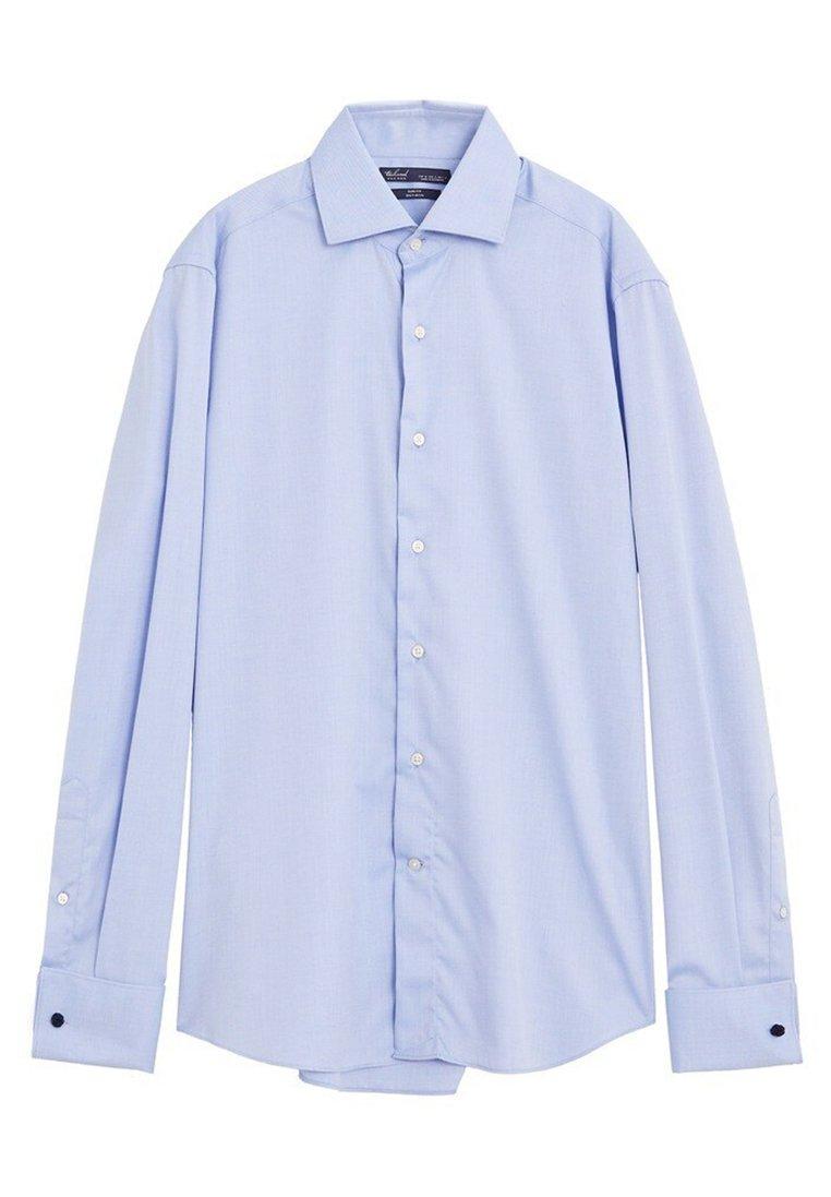 Mango Masnou - Camicia Elegante Himmelblau jjjNW