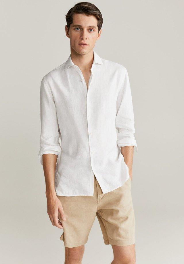 AVISPE - Hemd - weiß