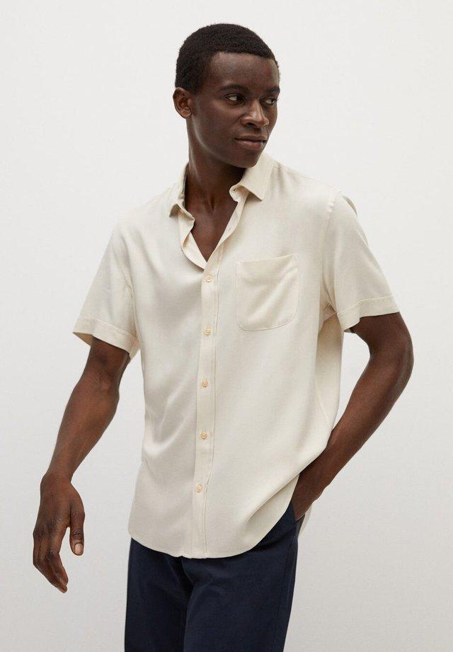TOLEDO - Skjorte - beige