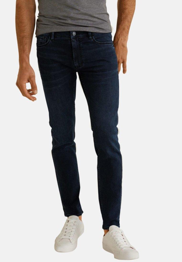 Mango - JUDE - Jeans Slim Fit - dark blue