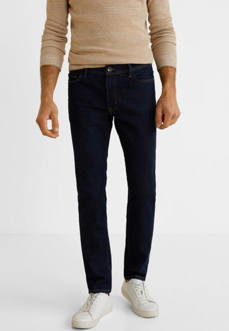 Mango - JAN - Jeans Straight Leg - blue