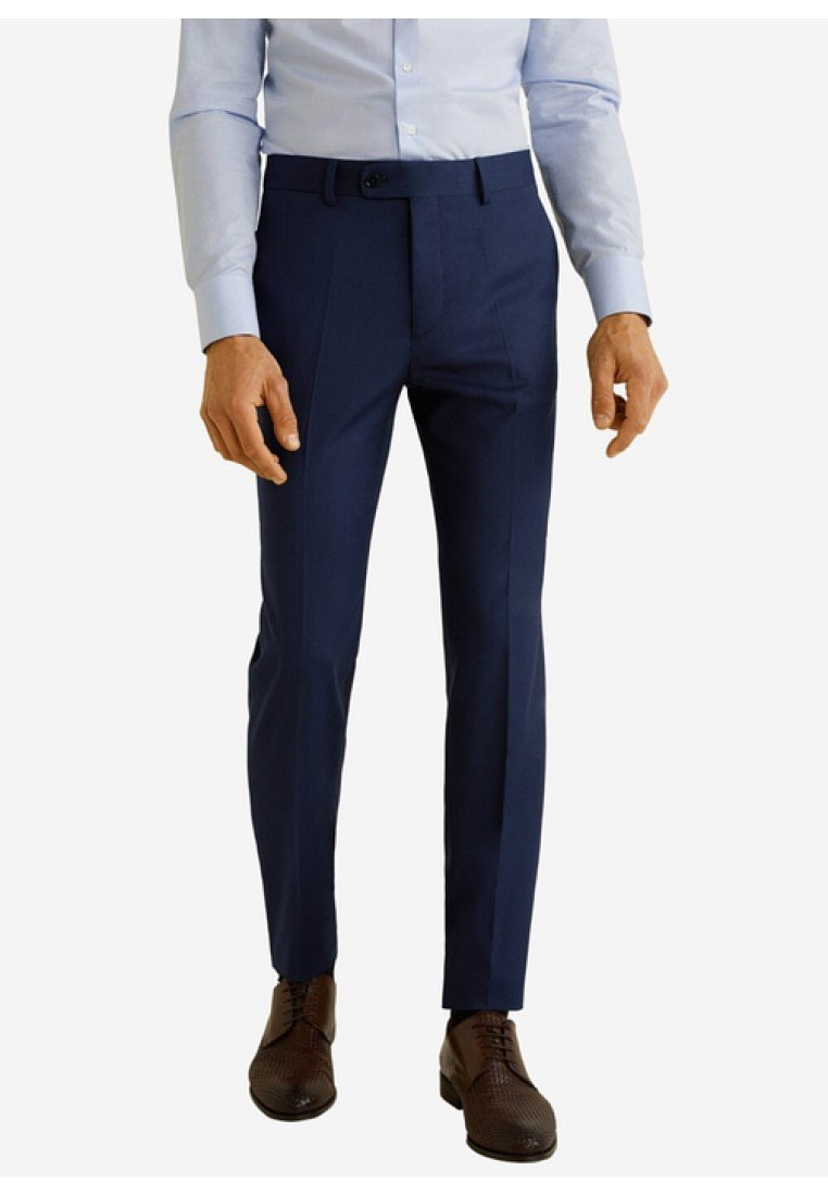 Mango - BRASILIA - Suit trousers - navy