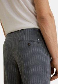 Mango - NOLAN - Pantalon classique - dark heather grey - 3