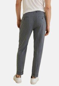 Mango - NOLAN - Pantalon classique - dark heather grey - 1